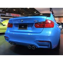 Hátsó  szárny BMW 3 F30 ABS M3 Look